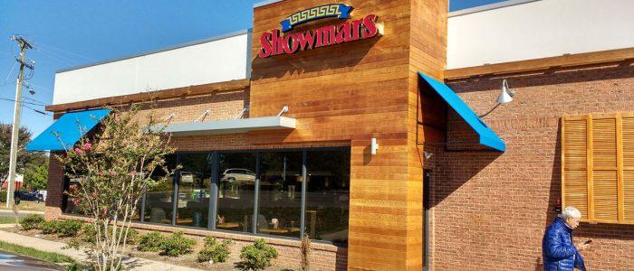 uplift of showmars restaurant renovation