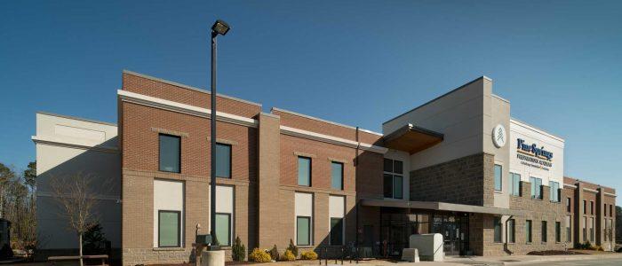 Pine Springs Preparatory Academy Elementary School
