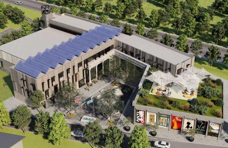 Socrates High School Building