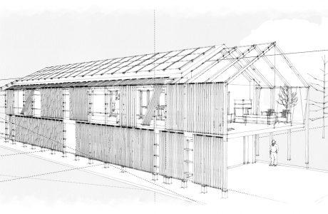Nevill's Creeek - Passive House